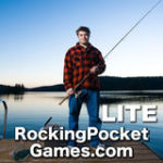 i Fishing Lite – The mobile fishing sim by Rocking Pocket Games