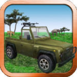 Safari 4×4 Driving Simulator 2: Zombie Poacher Hunter