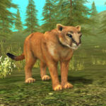 Wild Cougar Sim 3D – Real Wildlife Simulator