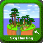 Sky Hunting – Mini Survival Game With Block Multiplayer